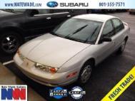 2001 Saturn S-Series SL2