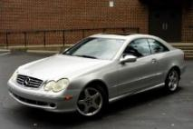 2004 Mercedes-Benz CLK-Class CLK500