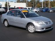 2005 Honda Civic LX