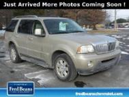 2005 Lincoln Aviator Luxury