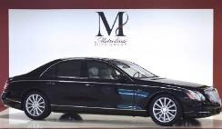 2012 Maybach 57 S