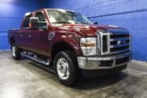 2009 Ford Super Duty F-350 XLT