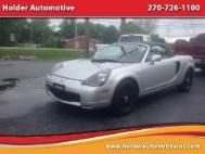 2002 Toyota MR2 Spyder Base