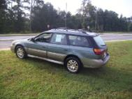 2002 Subaru Outback Limited