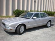 2002 Jaguar XJ-Series XJ8