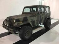 1991 Jeep Wrangler Base