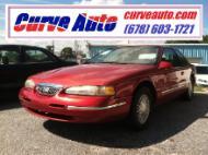 1997 Mercury Cougar XR7