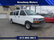 2010 Chevrolet Express LT 1500