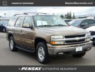 2004 Chevrolet Tahoe Base