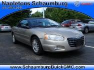 2004 Chrysler Sebring LXi