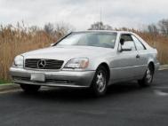 1999 Mercedes-Benz CL-Class CL 500