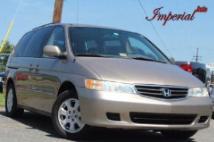 2004 Honda Odyssey EX w/DVD