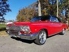 1962 Chevrolet Impala Factory V8 SS Tribute