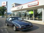 1986 Chrysler Laser XE