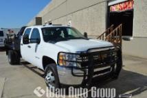 2012 Chevrolet Silverado 3500HD CC Work Truck