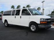 2013 Chevrolet Express LT 3500