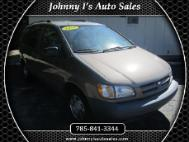 1999 Toyota Sienna LE