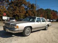 1989 Mercury Grand Marquis GS