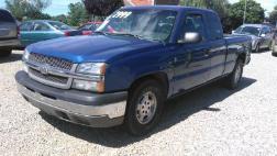 2004 Chevrolet Silverado 1500 Work Truck