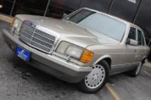 1991 Mercedes-Benz 350-Class 350SD