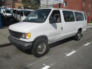 2003 Ford E-Series Wagon E-350 XL Super Duty Extended