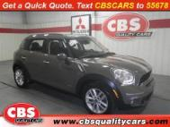2011 MINI Cooper Countryman S ALL4