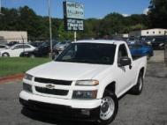 2010 Chevrolet Colorado Work Truck
