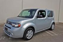 2012 Nissan Cube 1.8