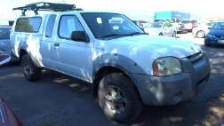 2001 Nissan Frontier XE King Cab