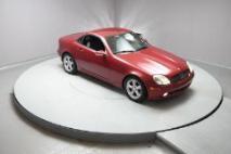 2003 Mercedes-Benz SLK-Class SLK 320
