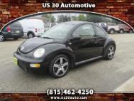 2002 Volkswagen New Beetle Sport