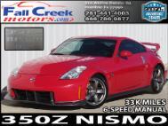 2007 Nissan 350Z NISMO