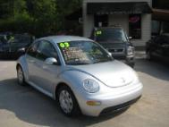 2003 Volkswagen New Beetle GL TDI