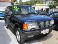 1999 Land Rover Range Rover 4.6 HSE