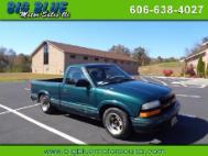 1998 GMC Sonoma SLS Reg. Cab Short Bed 2WD