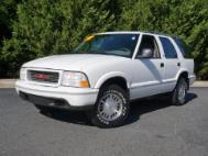 1998 GMC Jimmy SLE