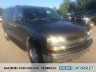 2002 Chevrolet Suburban 1500 LT