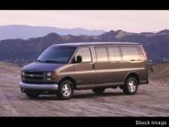 2001 Chevrolet Express G1500 LT