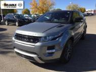 2013 Land Rover Range Rover Evoque Coupe Dynamic