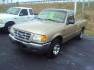 2001 Ford Ranger XLT