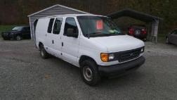 2003 Ford E-Series Van E-150 Base