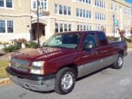 2003 Chevrolet Silverado 1500 Extended CAB LS