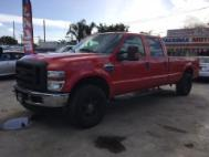 2009 Ford Super Duty F-250 FX4