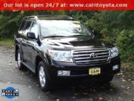 2009 Toyota Land Cruiser Base