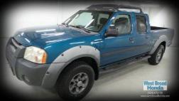 2002 Nissan Frontier XE Crew Cab