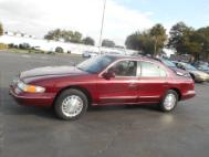 1996 Lincoln Continental Base