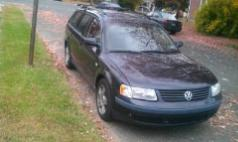 2001 Volkswagen Passat GLX V6