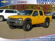 2002 Nissan Frontier XE Crew Cab V6 Auto Std Bed