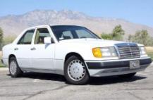 1992 Mercedes-Benz 300-Class 300E 2.6