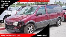 2004 Pontiac Montana MontanaVision